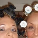 Haarpflege und Conditioner bei Locken
