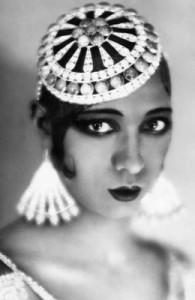 Die junge Josephine Baker