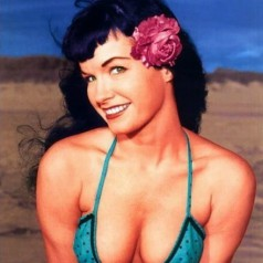 50er Make-up Tutorial – Betty Page