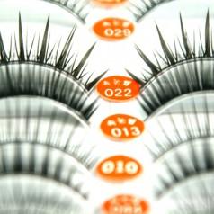 Wimpernmania – Kein Glamour ohne falsche Wimpern