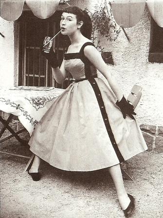 50er frisuren petticoat