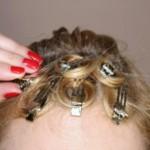 Pin Curls Anleitung