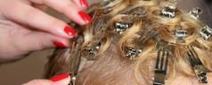 Pin Curls Anleitung – Locken mit Clips step-by-step