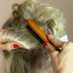 Pin-up Frisur The Poodle