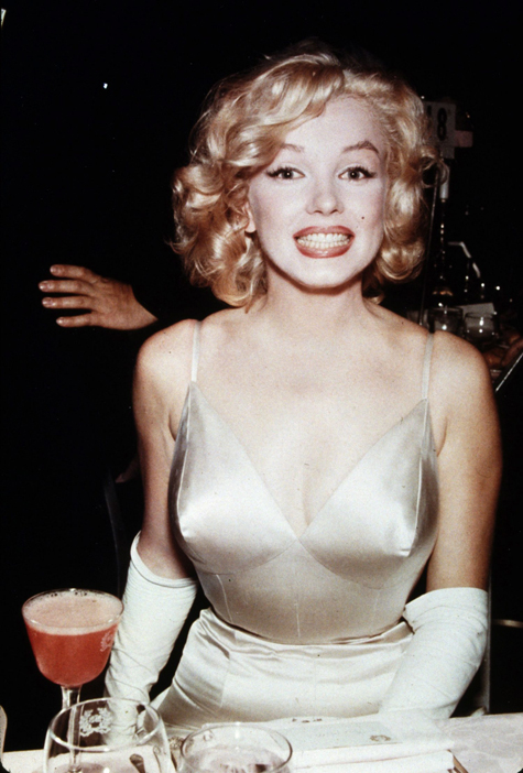 Marilyn Monroe Party Picture