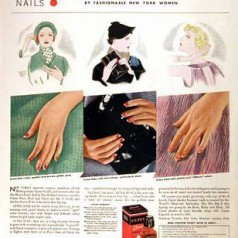 Vintage Fingernägel – Ein Retro Nageldesign Guide