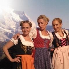 Oktoberfest Frisur Anleitung No 3 – Romantik mit Extensions
