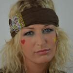 Hippie Makeup