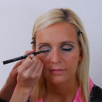 augen make up tutorial