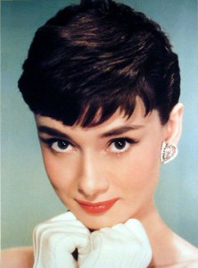 Audrey Hepburn Makup