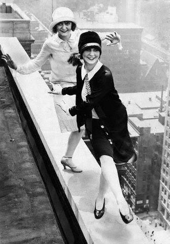 Frauen kleidung 20er jahre