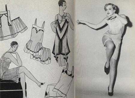 20er jahre stil und mode die goldenen zwanziger. Black Bedroom Furniture Sets. Home Design Ideas