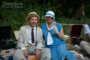 20er Picknick