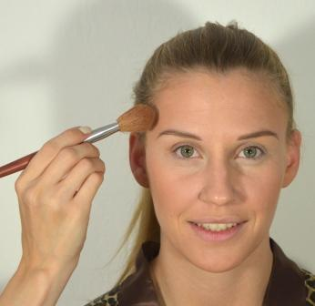 70er makeup tutorial hippie meets disco glitz glamour