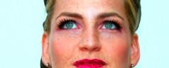Lippen Tattoo zum Aufkleben – Party Makeup