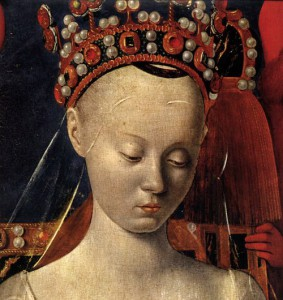 Augenbrauen im Mittelalter