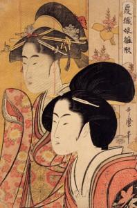 Augenbrauen Japan