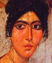 Augenbrauen Antike