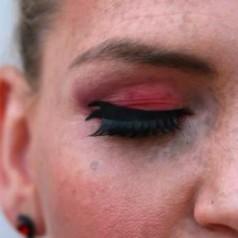 Eyeliner Sticker Test – Profi Makeup mit patch eyeliners