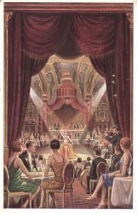 30er Jahre Tanzpalast