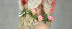 Rokoko Frisur Anleitung – Hochfrisur Marie Antoinette