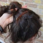 Pinup Frisur