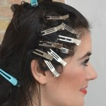 50er Pin Curls 6