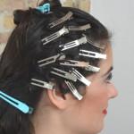 50er Pin Curls 7