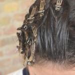 Fünfziger Frisur