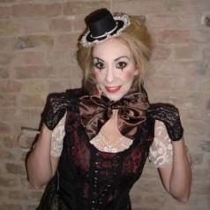 Vintage Circus-Vintage Clown schminken&stylen