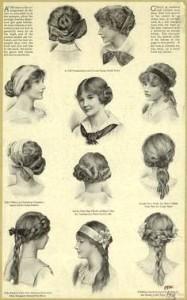 1910er Titanic Chanel Max Factor