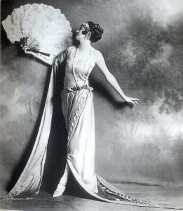 1910 er Titanic Downton Abbey Ballet Russes