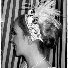 Downton Abbey Frisur 1910er – Psyche Knoten