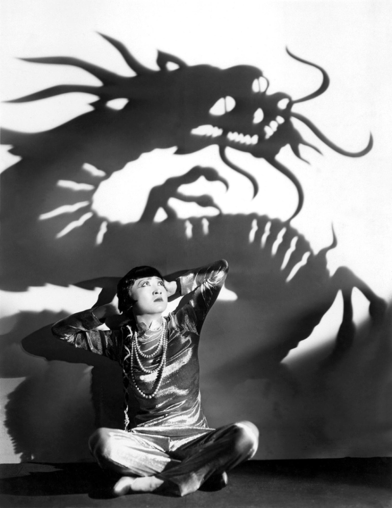 Anna May Wong - China Doll & Dragon Lady - Retrochicks