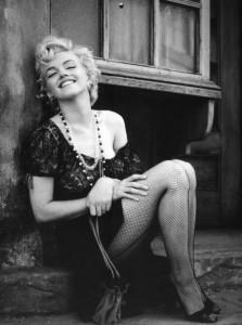 Marilyn Monroe Frisur Tutorial