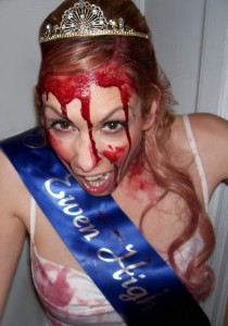 Horror Prom Queen Carrie