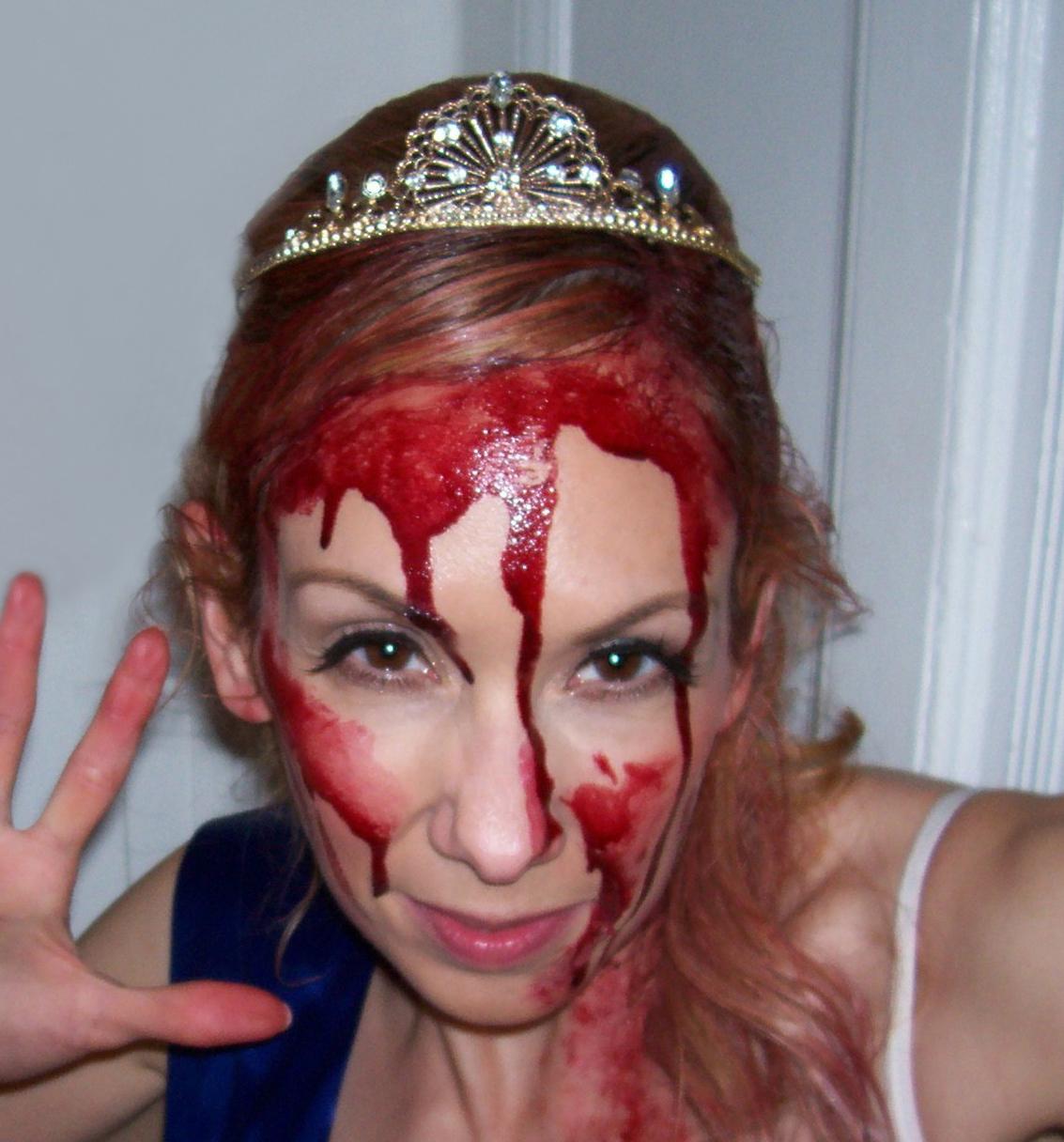 Carrie Halloween Kostüm DIY-Horror Prom Queen