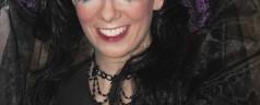 Schwarze Witwe Halloween Kostüm & Tutorial