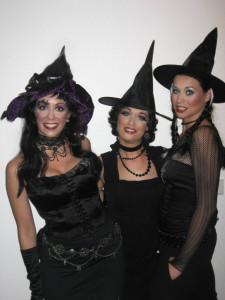 Halloween Kostüm Hexe