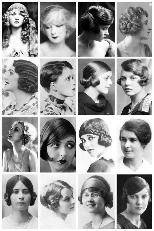 Bilder frisuren 20er jahre