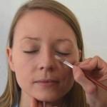 Grace Kelly Makeup 2