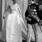 50er Brautkleid