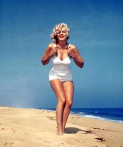 Marilyn Monroe Gerüchte Fakten Figur
