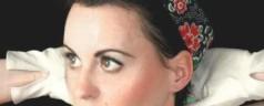 Pinup Bandana Frisur – Rockabilly Haarband binden