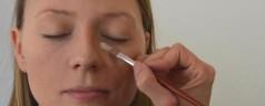 Augenringe abdecken + neutralisieren mit Camouflage