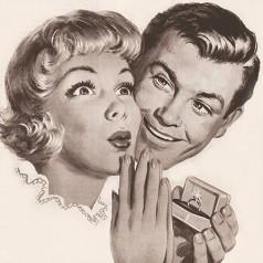 Der Verlobungsring – Eine überraschende Geschichte von Besitz, Verbot & Marketing